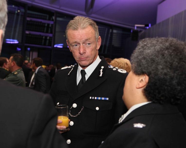 Bernard Hogan-Howe, Commissioner of the Metropolitan Police Service