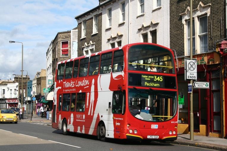 A Clapham Junction omnibus