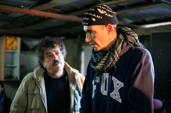 Homeless in Anata: Salim and Ziad