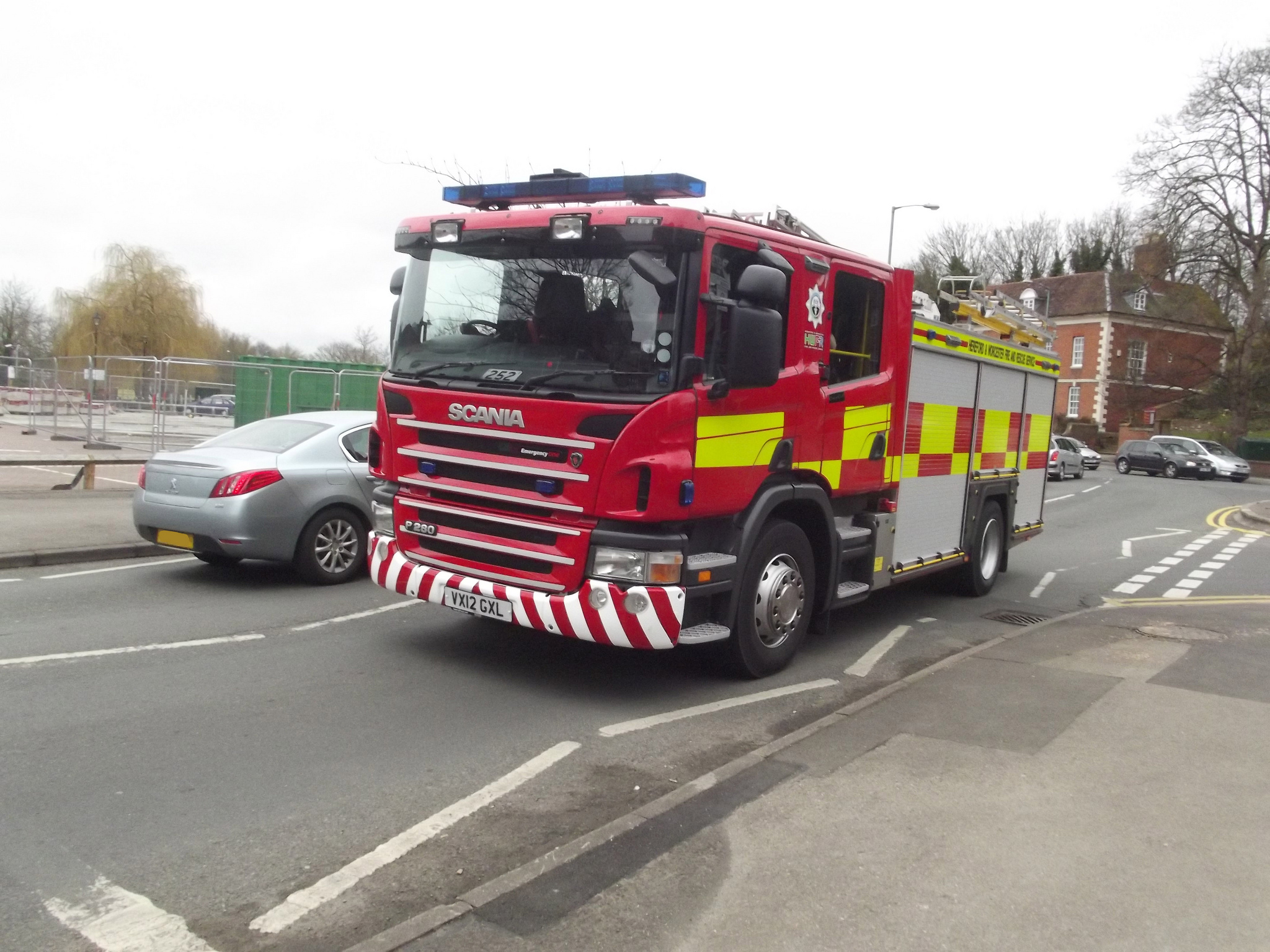 the fire engine - photo #25