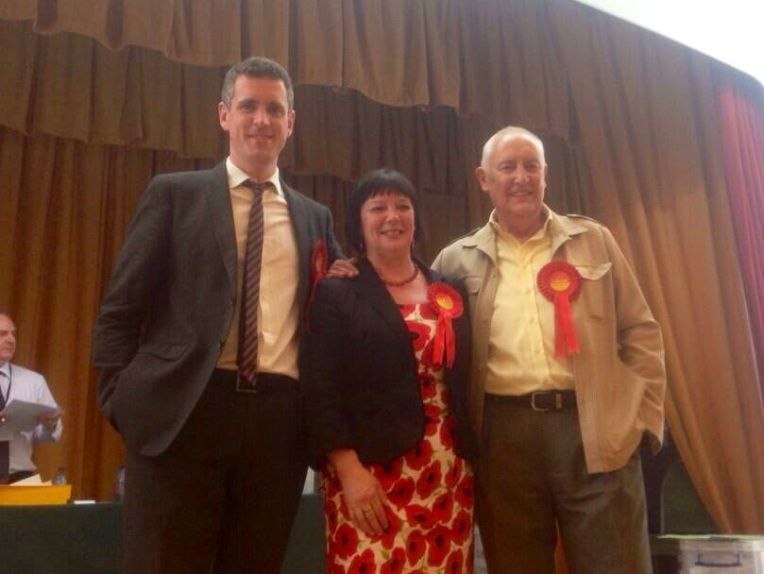 May 23, 3am: Four more years for Latchmere Ward councillors Simon Hogg, Wendy Speck and Tony Belton