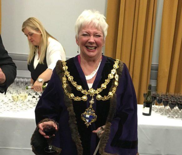 Councillor Wendy Speck, Wandsworth's new Deputy Mayor